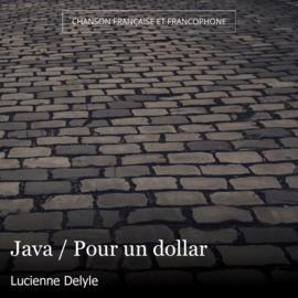 Java / Pour un dollar