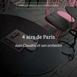 4 airs de Paris