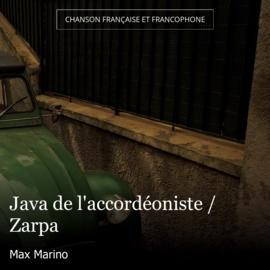Java de l'accordéoniste / Zarpa
