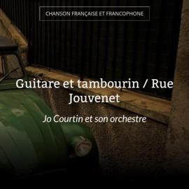 Guitare et tambourin / Rue Jouvenet