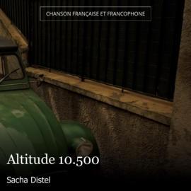 Altitude 10.500