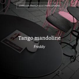 Tango mandoline
