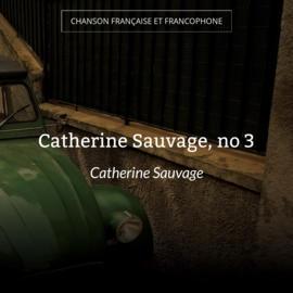 Catherine Sauvage, no 3