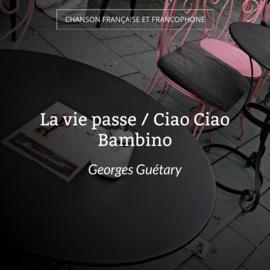 La vie passe / Ciao Ciao Bambino