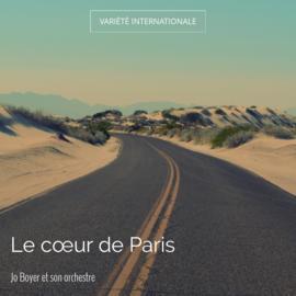 Le cœur de Paris