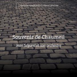 Souvenir de Chaumeil