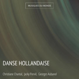 Danse hollandaise
