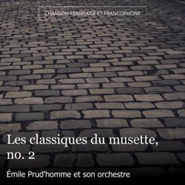 Les classiques du musette, no. 2