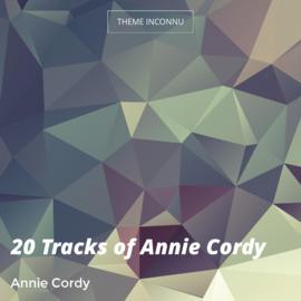 20 Tracks of Annie Cordy