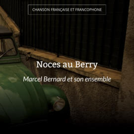 Noces au Berry