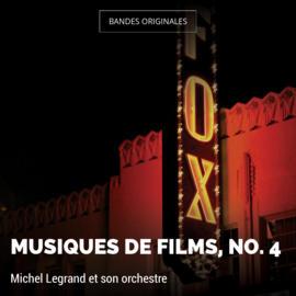 Musiques de films, no. 4