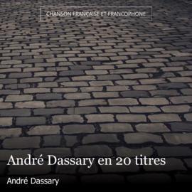 André Dassary en 20 titres