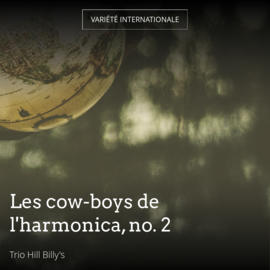 Les cow-boys de l'harmonica, no. 2
