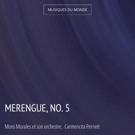 Merengue, No. 5