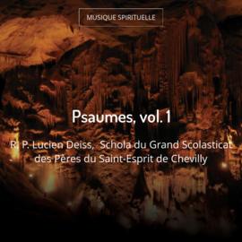 Psaumes, vol. 1