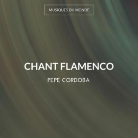 Chant flamenco