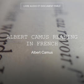 Albert Camus Reading in French
