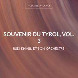 Souvenir du Tyrol, vol. 3