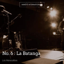 No. 6 : La Batanga