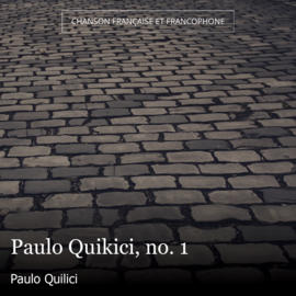 Paulo Quikici, no. 1