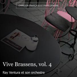 Vive Brassens, vol. 4