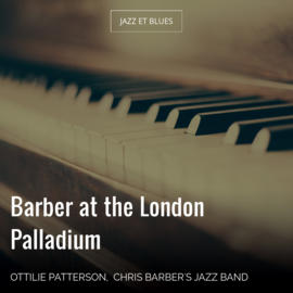 Barber at the London Palladium