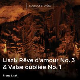 Liszt: Rêve d'amour No. 3 & Valse oubliée No. 1