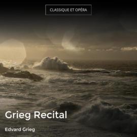 Grieg Recital