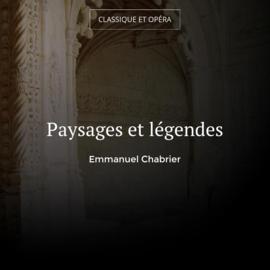 Paysages et légendes
