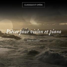Pièces pour violon et piano