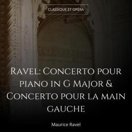 Ravel: Concerto pour piano in G Major & Concerto pour la main gauche