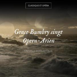 Grace Bumbry singt Opern-Arien