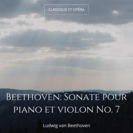 Beethoven: Sonate pour piano et violon No. 7