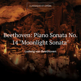 "Beethoven: Piano Sonata No. 14 ""Moonlight Sonata"""