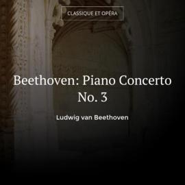 Beethoven: Piano Concerto No. 3