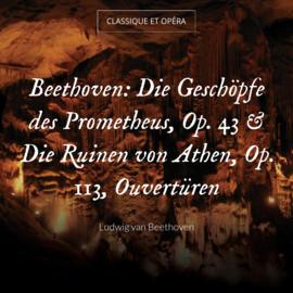 Beethoven: Die Geschöpfe des Prometheus, Op. 43 & Die Ruinen von Athen, Op. 113, Ouvertüren