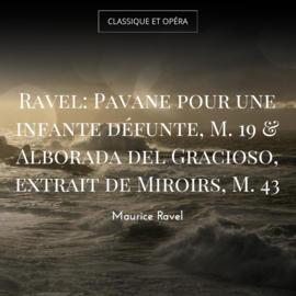 Ravel: Pavane pour une infante défunte, M. 19 & Alborada del Gracioso, extrait de Miroirs, M. 43