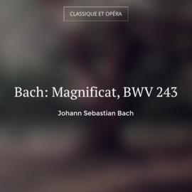 Bach: Magnificat, BWV 243