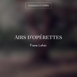 Airs d'opérettes