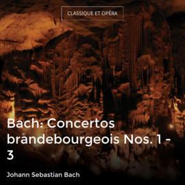 Bach: Concertos brandebourgeois Nos. 1 - 3