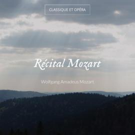 Récital Mozart