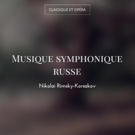 Musique symphonique russe