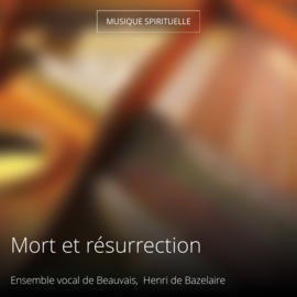 Mort et résurrection