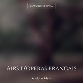 Airs d'opéras français