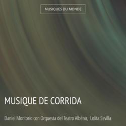 Musique de corrida