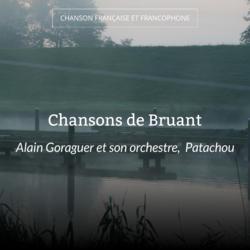 Chansons de Bruant