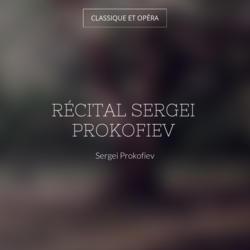 Récital Sergei Prokofiev