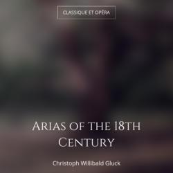 Arias of the 18th Century