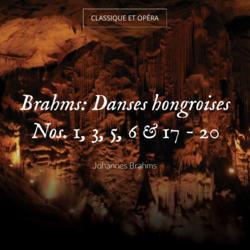 Brahms: Danses hongroises Nos. 1, 3, 5, 6 & 17 - 20