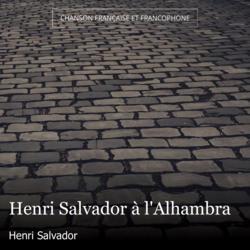 Henri Salvador à l'Alhambra